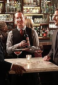 Jason Boegh, Andre Braugher, and Andy Samberg in Brooklyn Nine-Nine (2013)