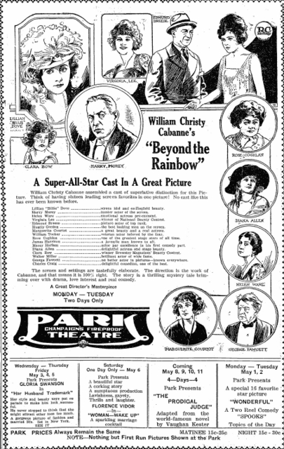 Beyond the Rainbow (1922) - IMDb