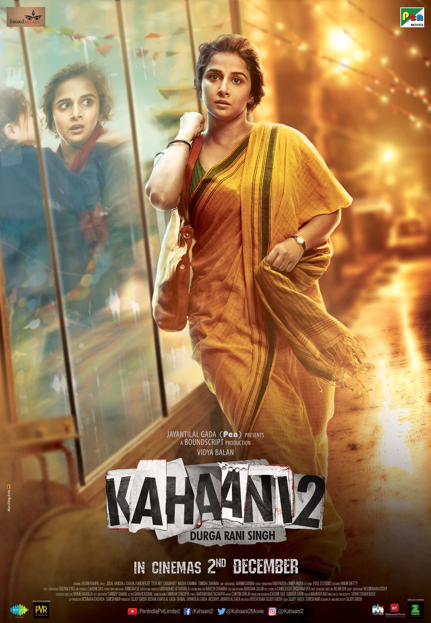 Image result for kahaani 2 poster