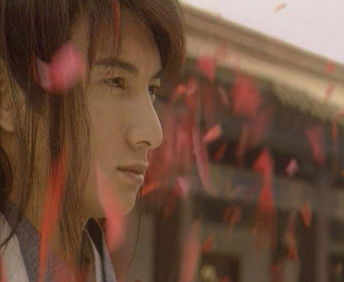 Nicky Wu in Xia nü chuang tian guan (2000)