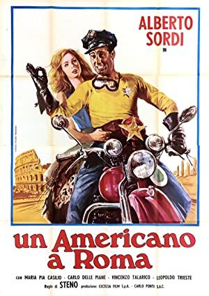 Where to stream An American in Rome