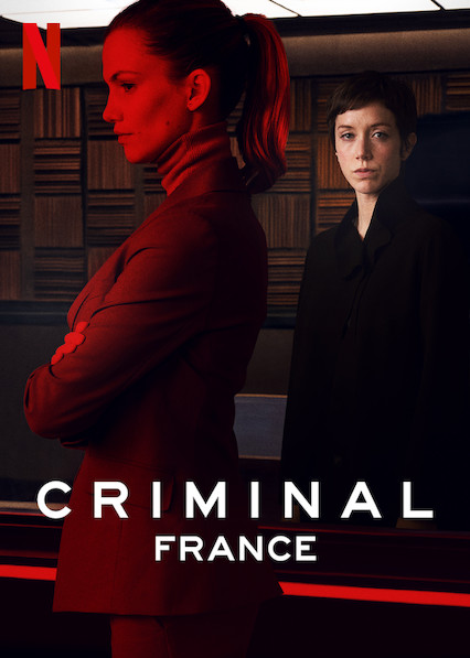 Image result for criminal: france poster