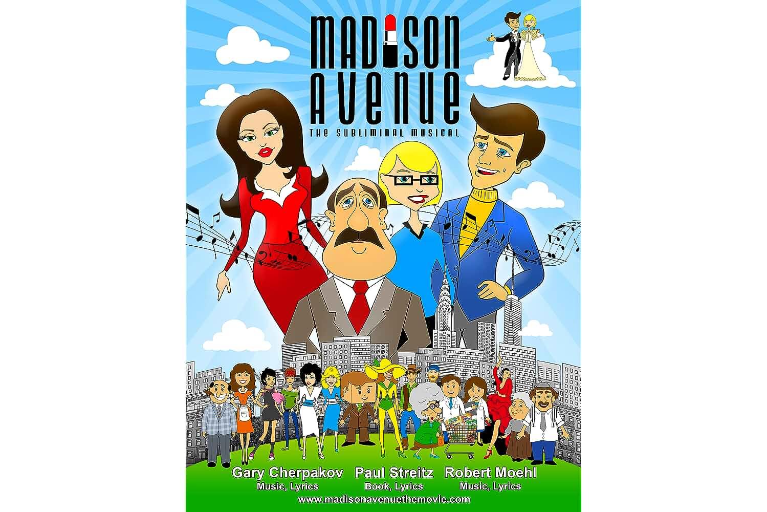 Madison Avenue, the Subliminal Movie (2018)