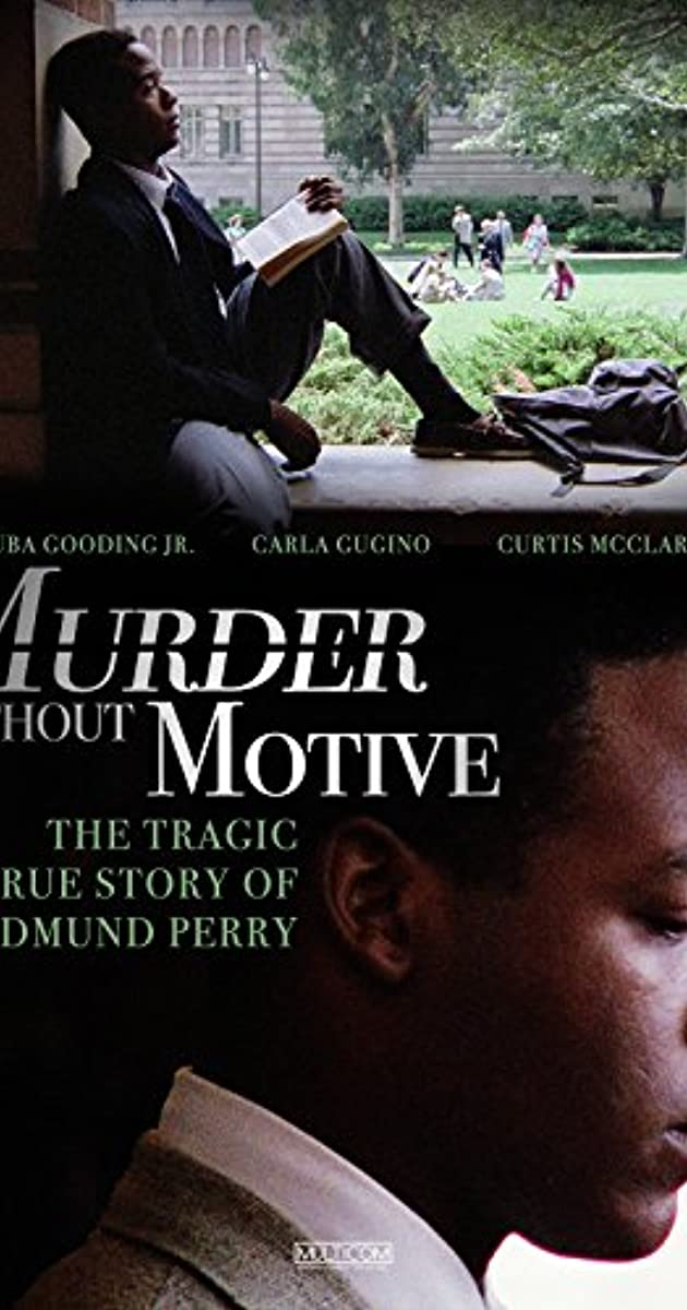 Subtitle of Murder Without Motive: The Edmund Perry Story