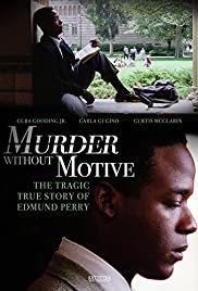 Murder Without Motive: The Edmund Perry Story Poster