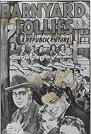 Barnyard Follies Poster