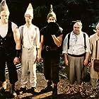 Boris Aljinovic, Norbert Heisterkamp, Mirco Nontschew, Martin Schneider, Otto Waalkes, Gustav-Peter Wöhler, and Ralf Schmitz in 7 Zwerge - Der Wald ist nicht genug (2006)