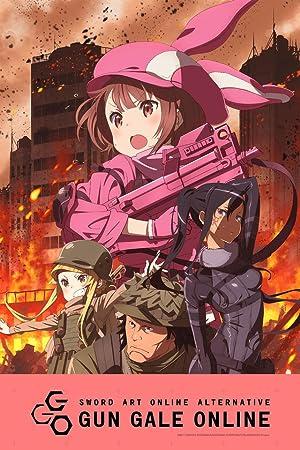 Where to stream Sword Art Online Alternative: Gun Gale Online