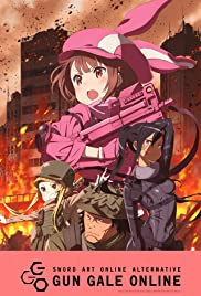 Sword Art Online Alternative: Gun Gale Online Poster