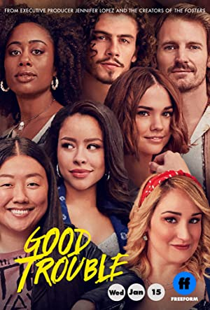 View Good Trouble - Season 2 TV Series poster on 123movies