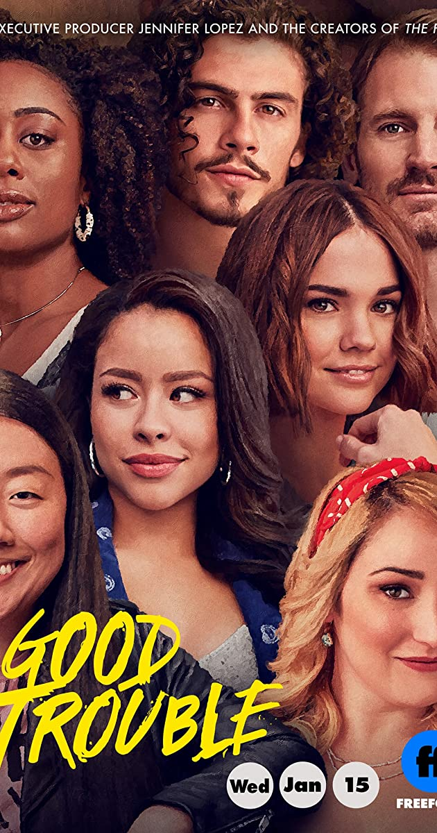 download scarica gratuito Good Trouble o streaming Stagione 1 episodio completa in HD 720p 1080p con torrent
