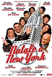 Natale a New York Poster