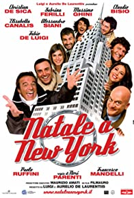 Primary photo for Natale a New York