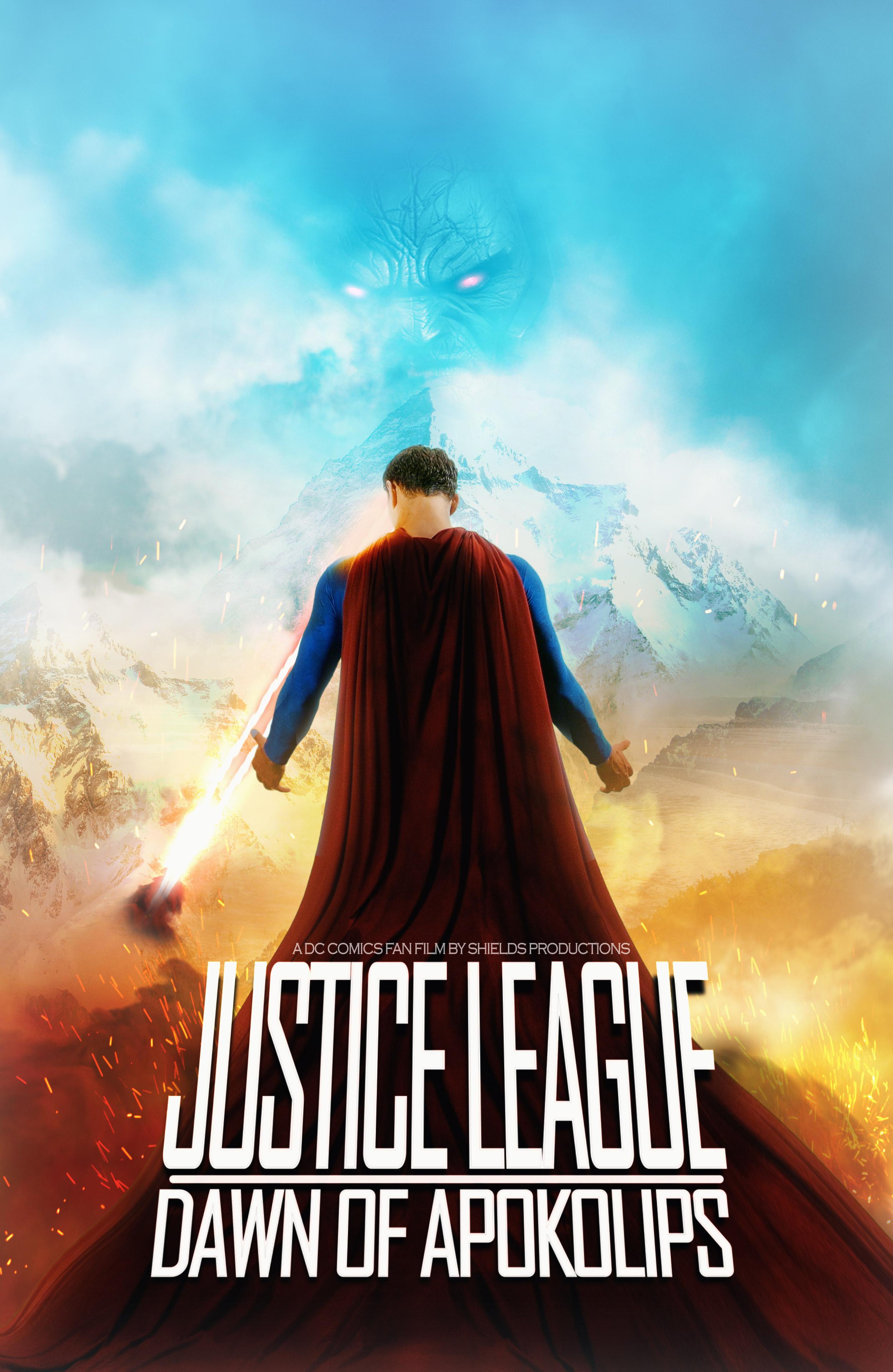 justice league dawn of apokolips 2017