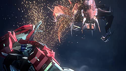 Transformers Prime: Stand Down