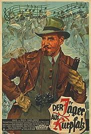 Der Jäger aus Kurpfalz Poster