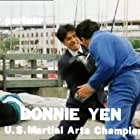 Donnie Yen in Wong ga si je IV: Jik gik jing yan (1989)