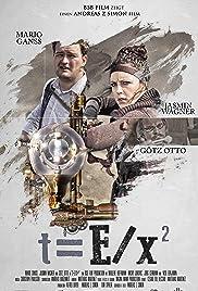t=E/x² Poster