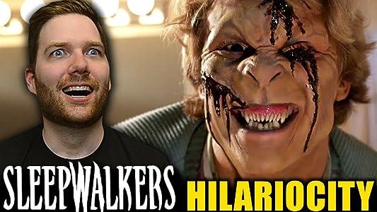 Hollywood movies video clips free download Stephen King's Sleepwalkers [720p]