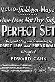 The Perfect Set-Up (1936)