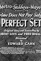 The Perfect Set-Up (1936) Poster