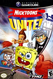 Nicktoons Unite Poster