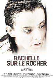 Rachelle sur le rocher Poster
