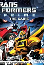 Primary image for Transformers Prime: The Game