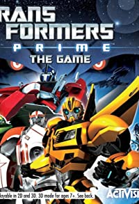 Primary photo for Transformers Prime: The Game