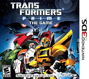 Downloads torrents movie Transformers Prime: The Game by Dave Anthony [hdrip]