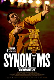 Synonyms (2019) Synonymes 720p
