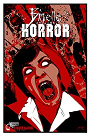 Brielle and the Horror Poster