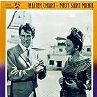 Walter Chiari and Mady Saint-Michel in Quel fantasma di mio marito (1950)