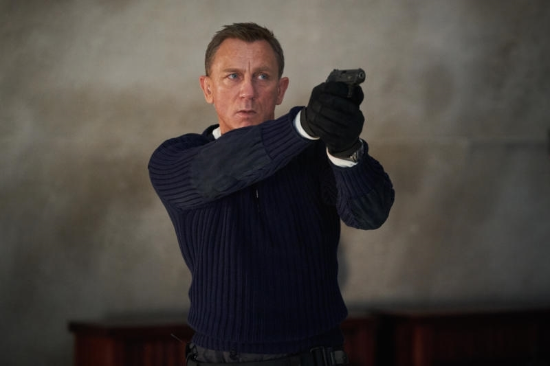 Daniel Craig in No Time to Die (2021)