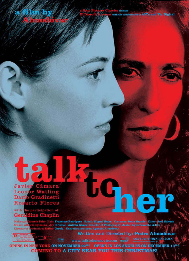Talk to Her (2002) BluRay 720p & 1080p