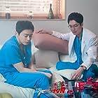 Jung Kyung-ho and Jo Jung-Suk in Seulgiroun Euisasaenghal (2020)