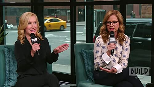 """BUILD:Jenna Fischer & Angela Kinsey Becoming Fans of """"The Office"""" All Over Again"""