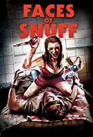 Shane Ryan's Faces of Snuff Poster
