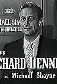 Richard Denning in Michael Shayne (1960)