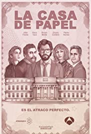 View La Casa de Papel - Season 1 (2017) TV Series poster on Ganool