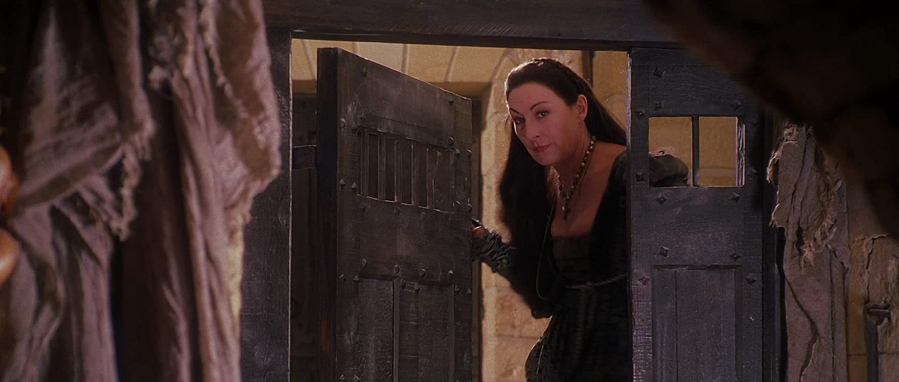 Anjelica Huston in EverAfter (1998)