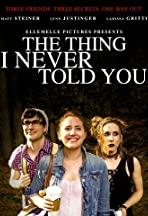 The Thing I Never Told You