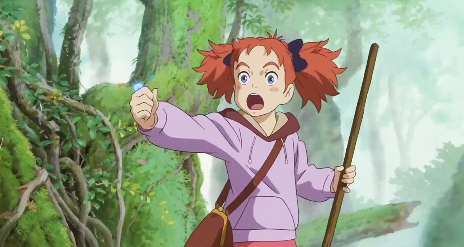 Image result for mary and the witch's flower