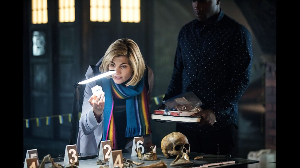 Image result for doctor who resolution (2019)