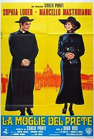 La moglie del prete (1970) Poster - Movie Forum, Cast, Reviews