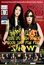 Primary image for Happy Lucky Golden Tofu Panda Dragon Good Time Fun Fun Show