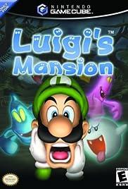 Luigi's Mansion Poster