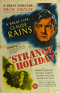 Watch full movie links online Strange Holiday [Mp4]