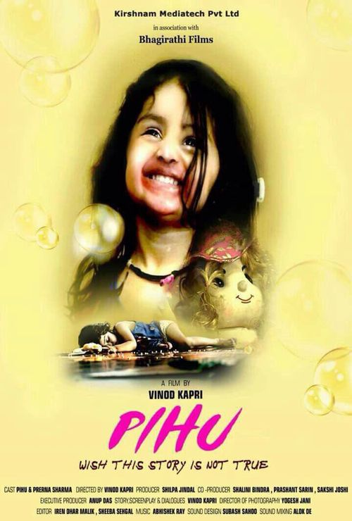Pihu (2018) Hindi HDRip 700MB ESub MKV