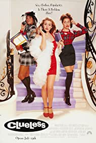 Alicia Silverstone, Stacey Dash, and Brittany Murphy in Clueless (1995)